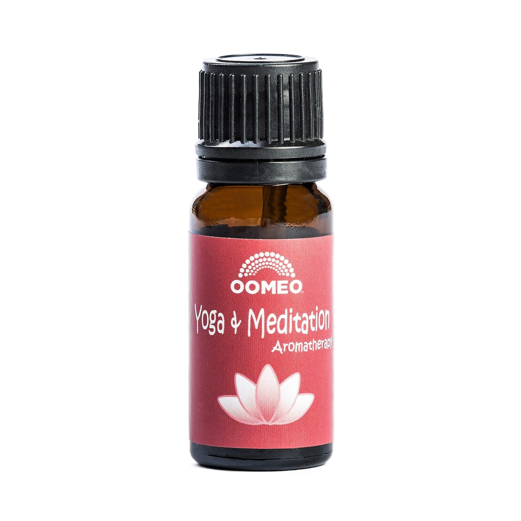 Yoga meditation blend of essential oils