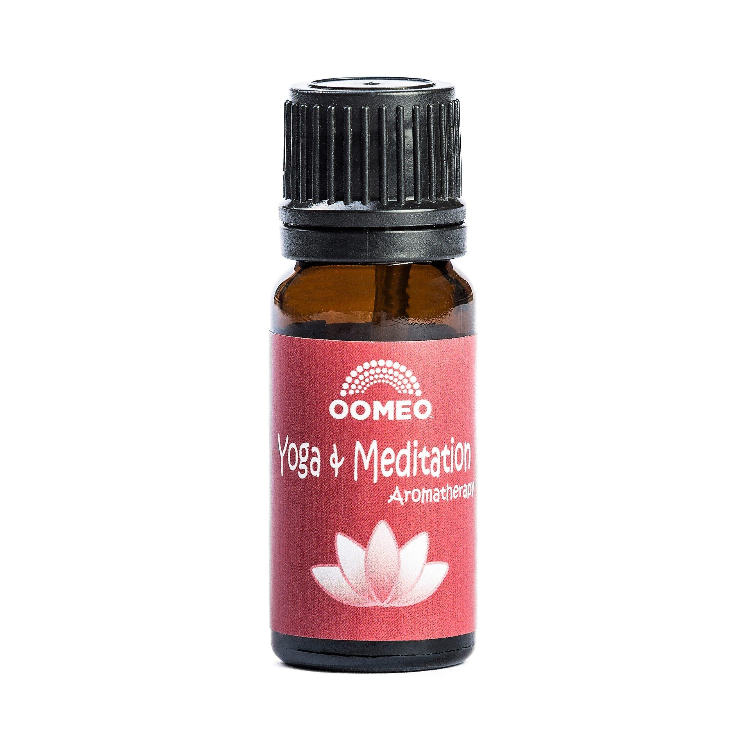 Yoga & meditation blend of essential oils