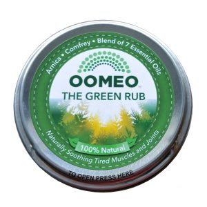 50ml green muscle rub