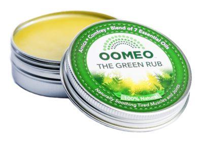 Green Rub Muscle Rub