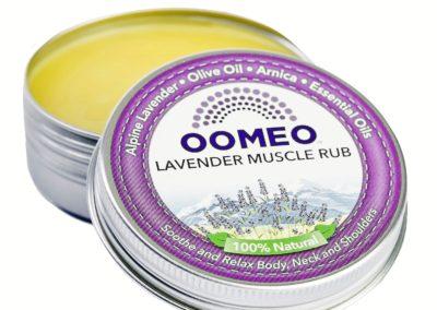 Lavender Muscle Rub