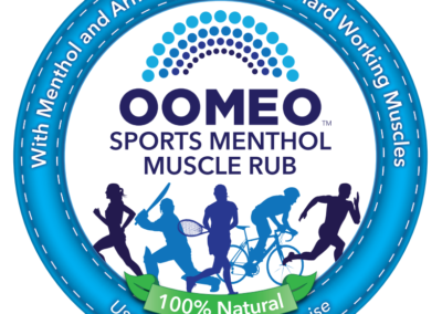 Sports Menthol Muscle Rub