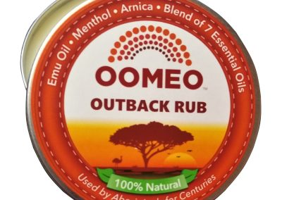 Outback rub 60ml