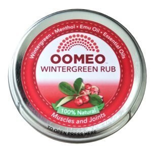 50 ml wintergreen rub