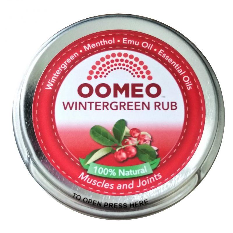 50 ml wintergreen rub