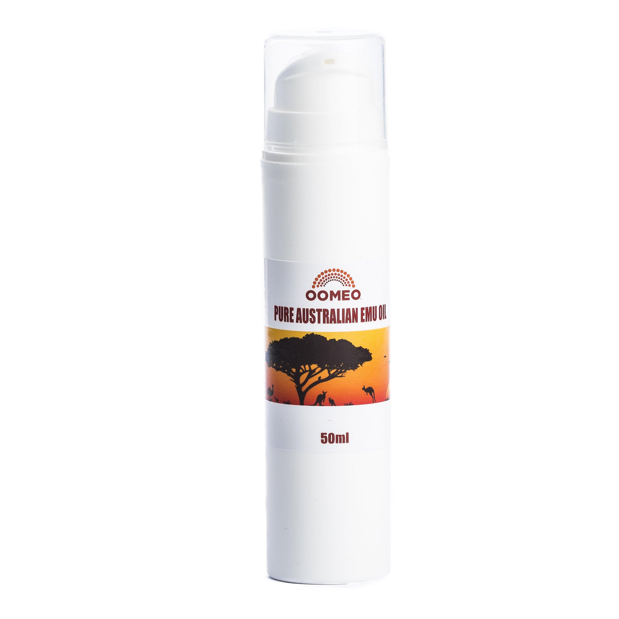 Pure Australian emu oil