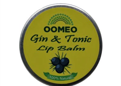 Lip Balm Gin Tonic Pot