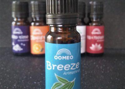 Breeze blend of essential oils