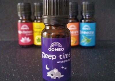 Sleep time blend of essential oils