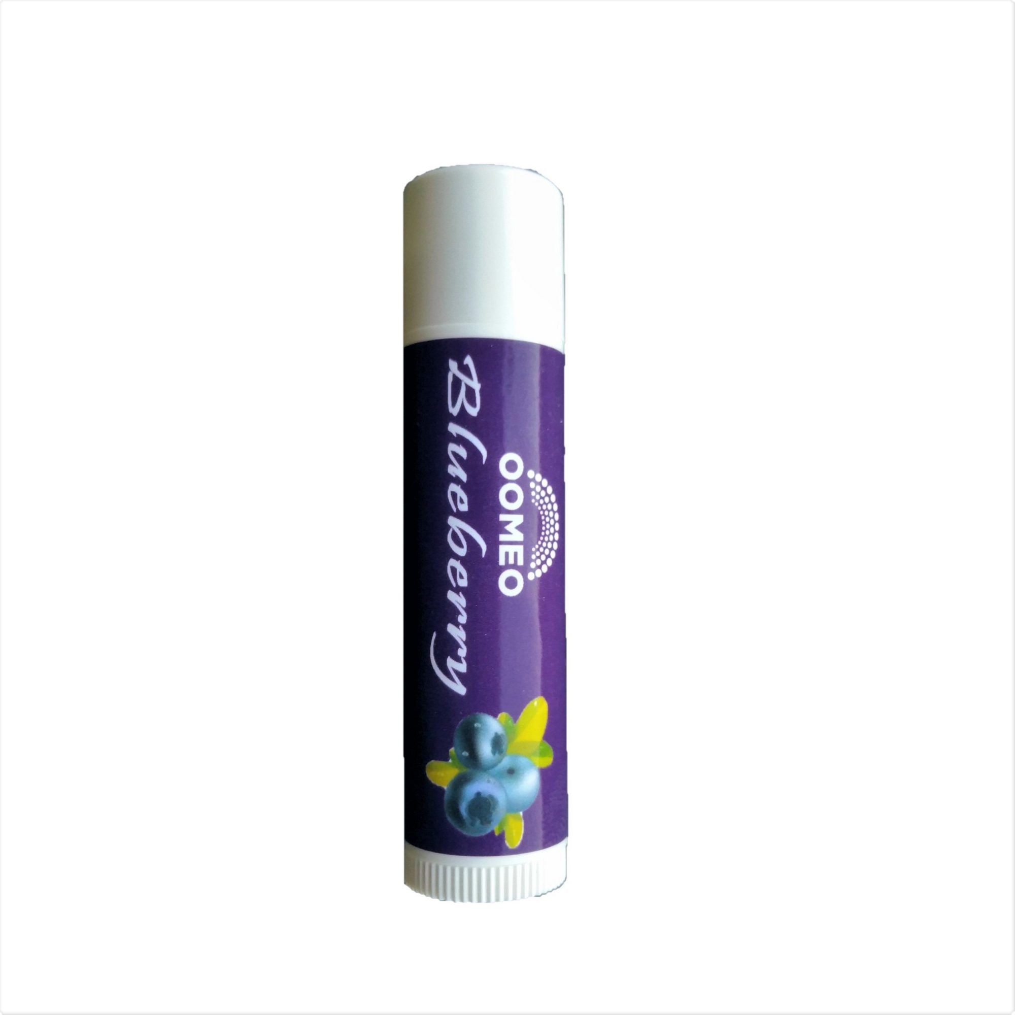 Blueberry lip balm