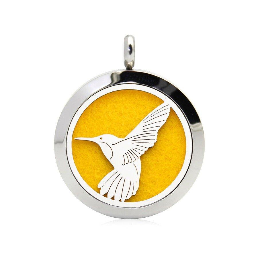 Hummingbird necklace diffuser (16 colours)
