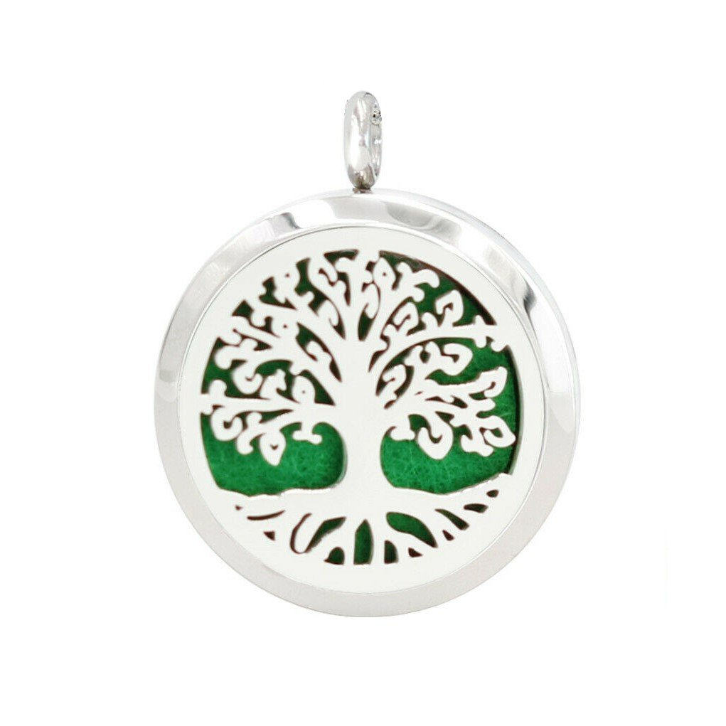 Tree of life necklace diffuser (16 colours)