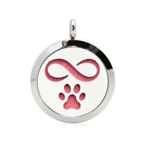 Paw forever necklace diffuser