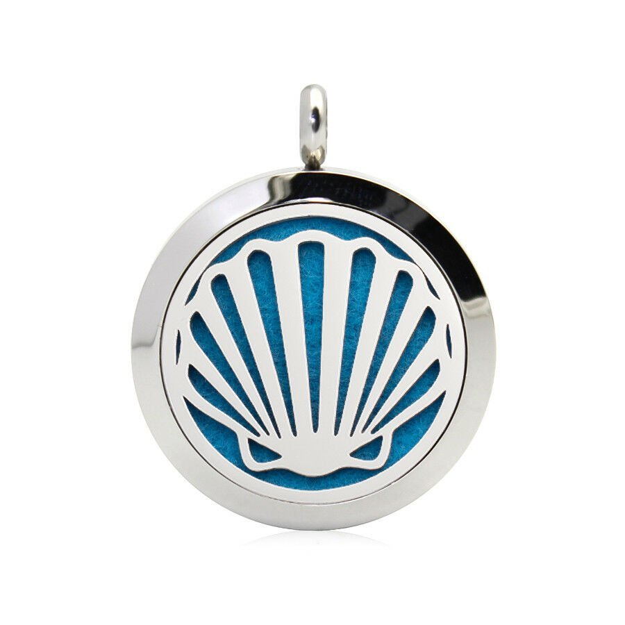 Shell necklace diffuser 25mm