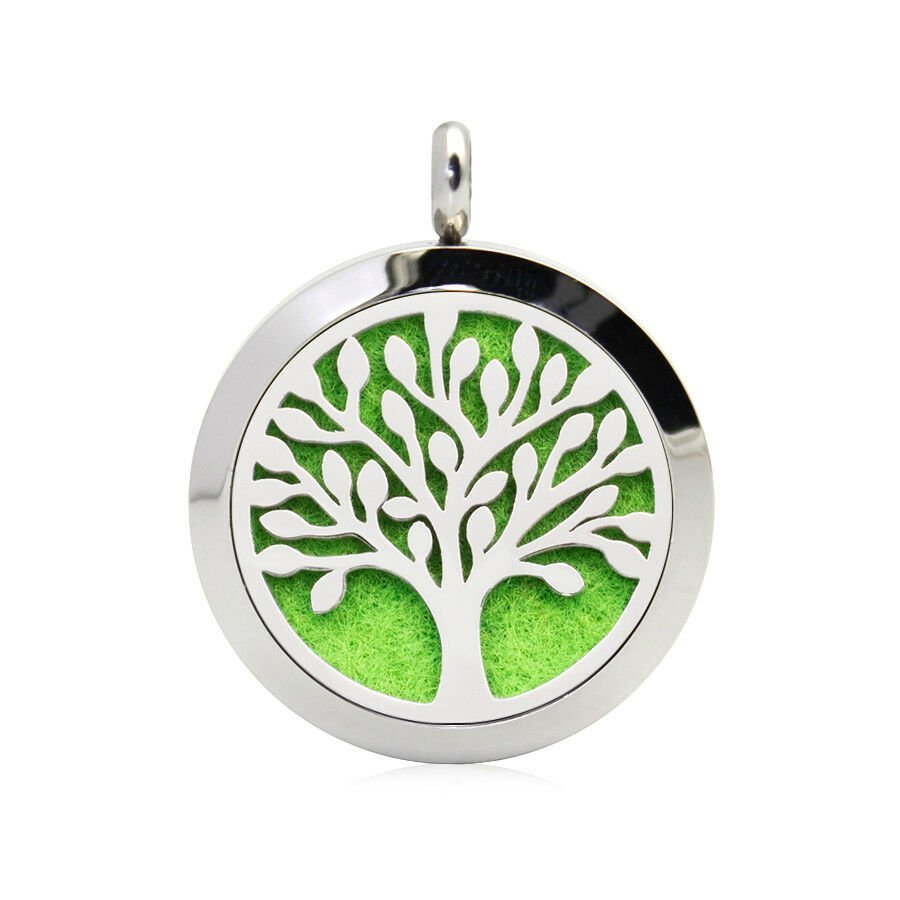 Tree of life necklace diffuser (15 colours)