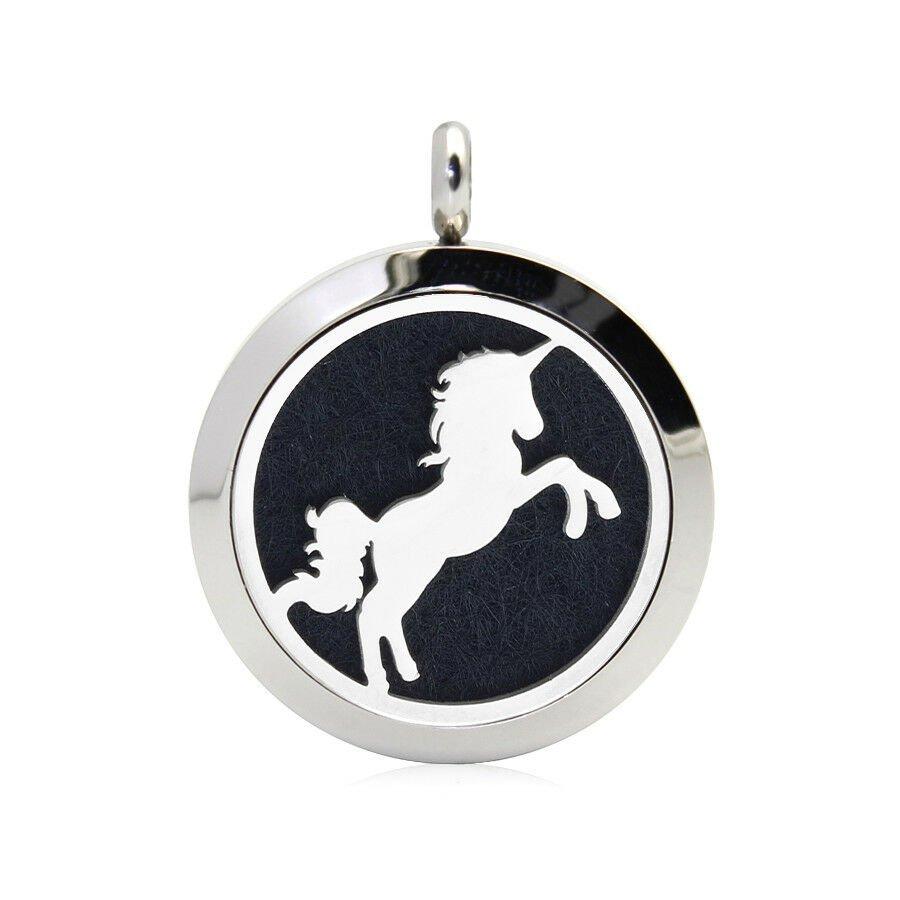 Unicorn necklace diffuser