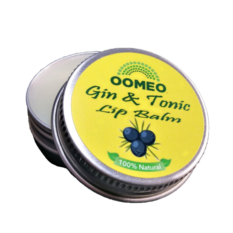 Gin & tonic lip balm (pot)