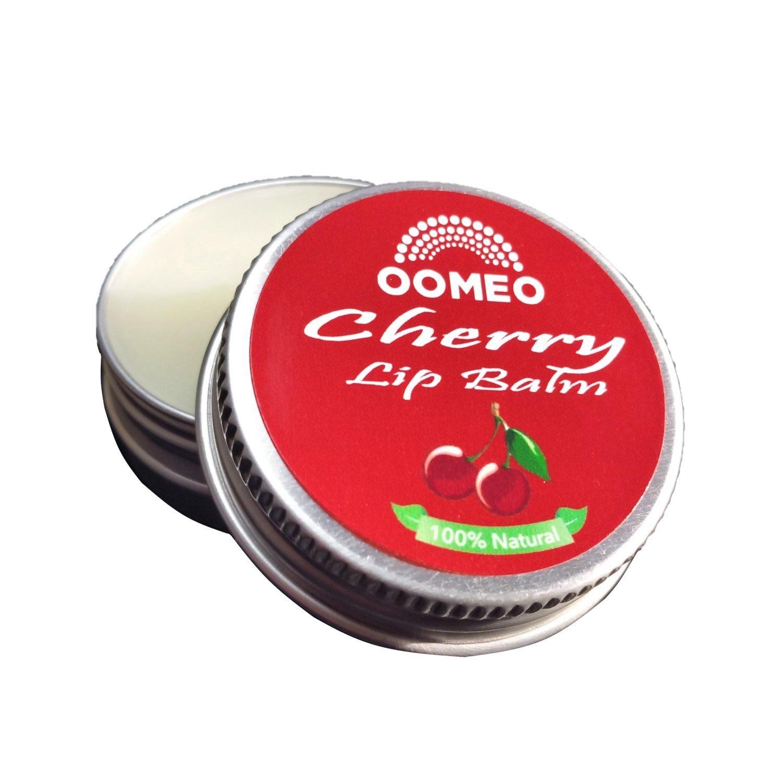 Cherry lip balm