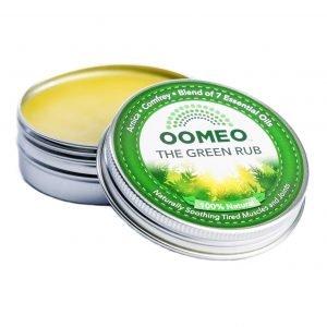 Green muscle rub