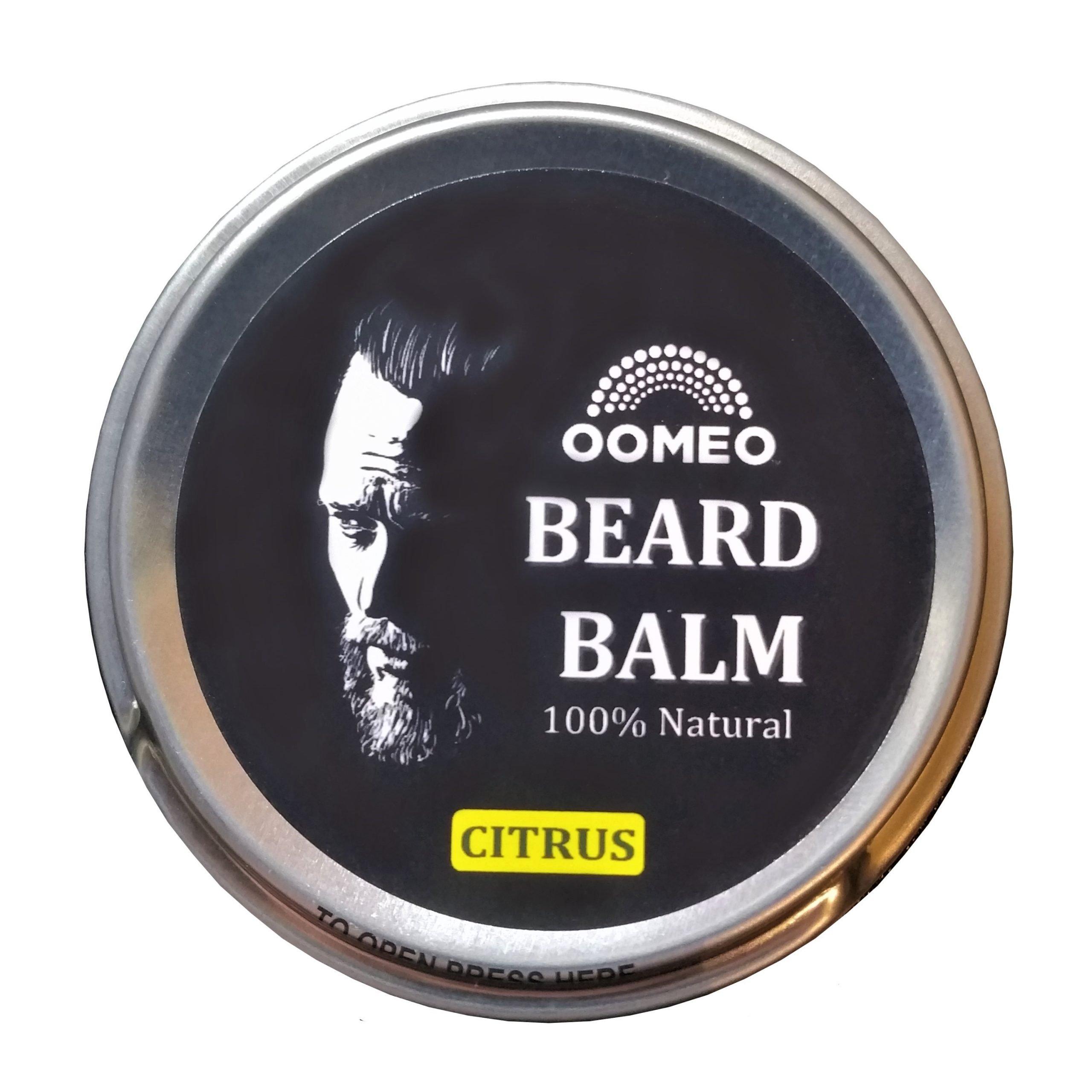 Citrus beard balm 40g