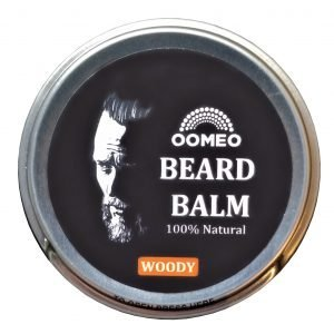Woody beard balm 40g