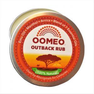 Outback rub 30ml