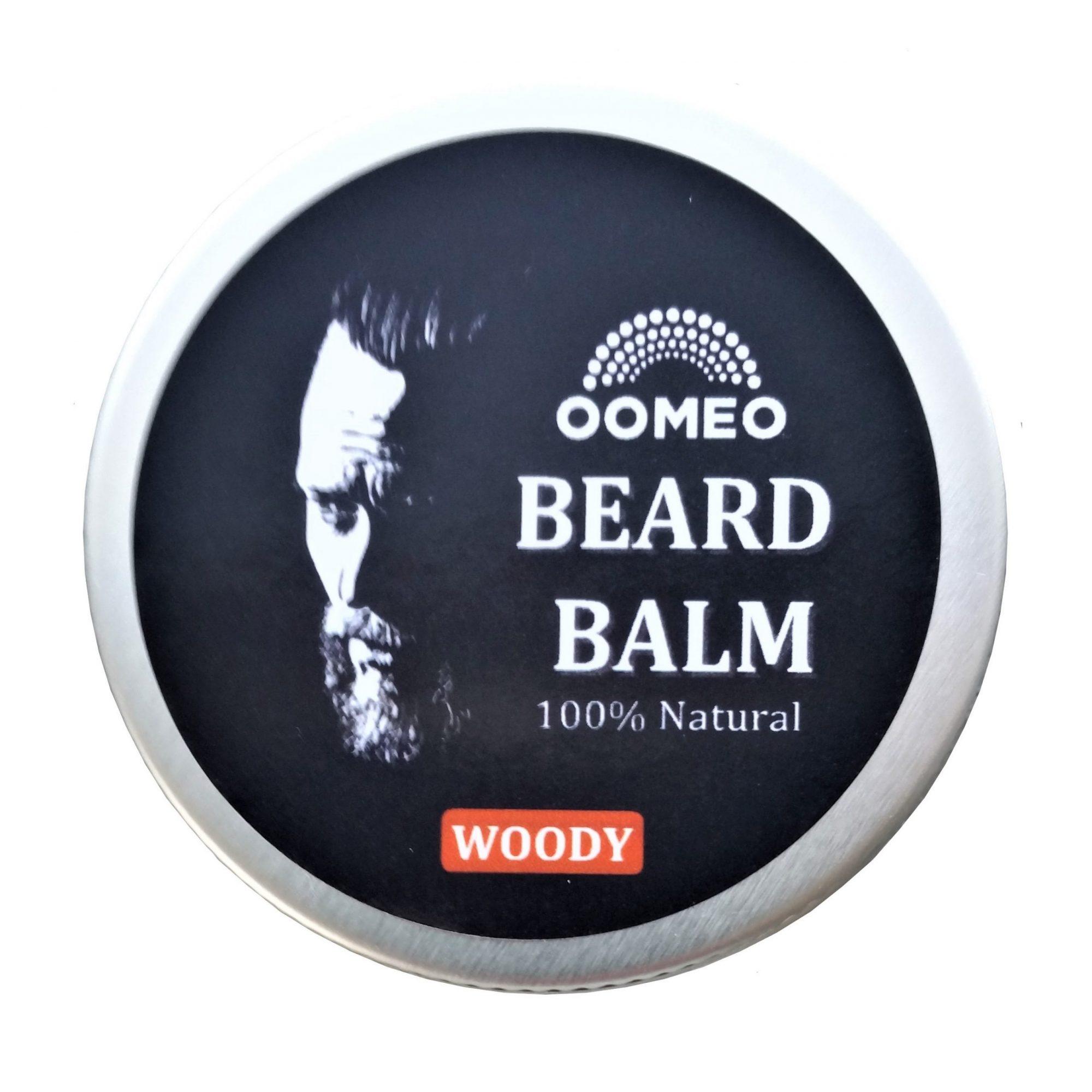 25g Woody Beard Balm