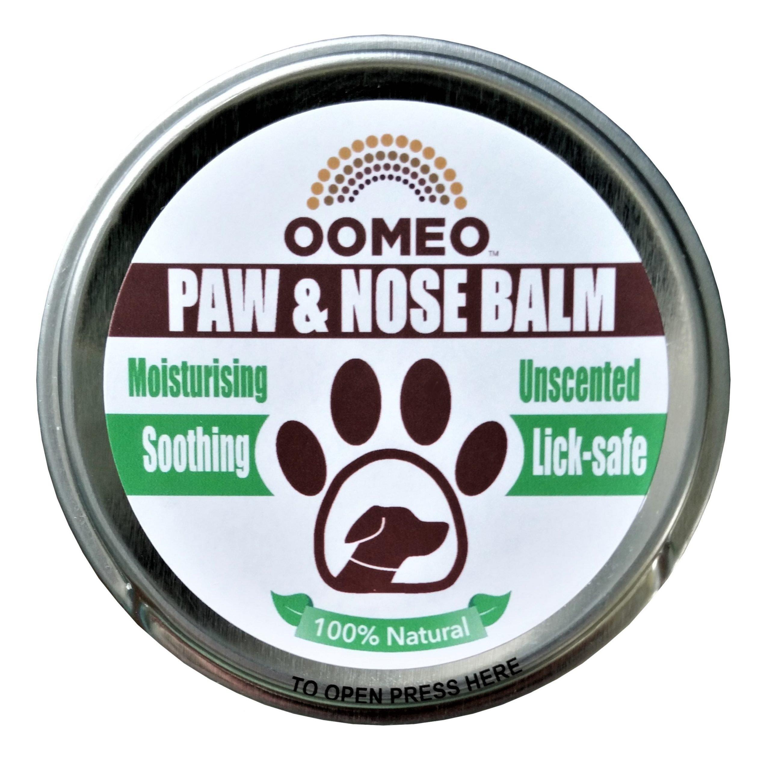Wholesale vegan dog paw & nose balm