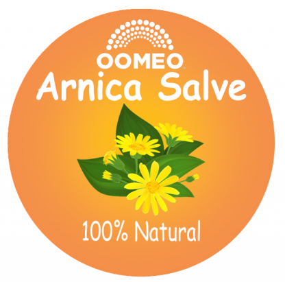 Arnica Salve colour label