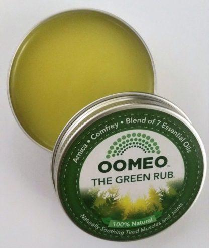 Green Rub Open Lid Pot