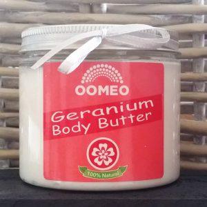Geranium Body Butter