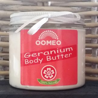 Geranium Body Butter