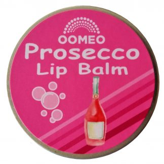 Prosecco Lip Balm White BackGround