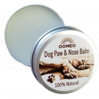 White background Dog Paw Balm