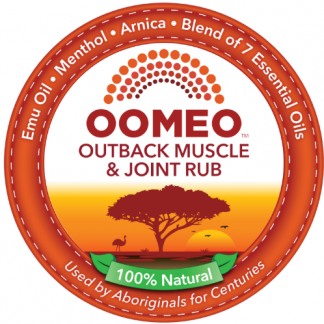 Outback Muscle Joint Rub